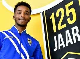 Muhktar Ali has completed a permanent move to Dutch side Vitesse. Vitesse