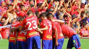 Municipal se colocó primero en Guatemala. Twitter/Rojos_Municipal