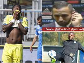 Episodios lamentables. BeSoccer
