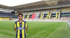 Murat Saglam es nuevo jugador del Fenerbahçe. FenerbahçeSK
