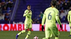 Murillo debutará ante su nueva afición. FCBarcelona