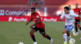 El Mallorca derrotó al Tenerife. LaLiga