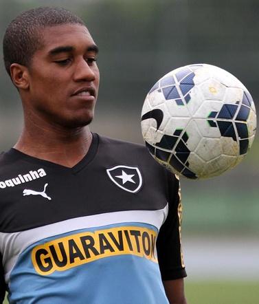 Murilo de Souza será nuevo jugador del Joinville, de la Serie B de Brasil. Botafogo