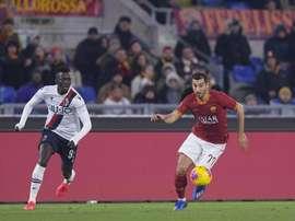 L'AS Roma va prendre une décision d'ici les prochaines jours. Twitter/ASOfficialRoma