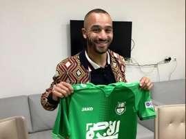 El Zhar quitte Al-Ahli. Al Ahli