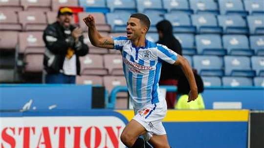 Nahki Wells could be set for a season-long loan at QPR. HuddersfieldTownFC