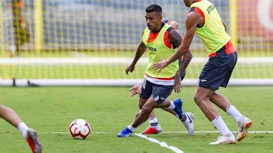 El centrocampista probará suerte en Grecia. VillarrealCF