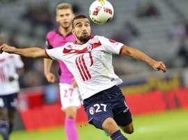 El jugador abandonará temporalmente el Lille. Lille