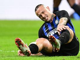 Inter-Milan la Serie A 2018-19. AFP