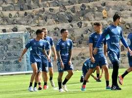 Dos bajas importantes para el Tenerife. CDTOficial