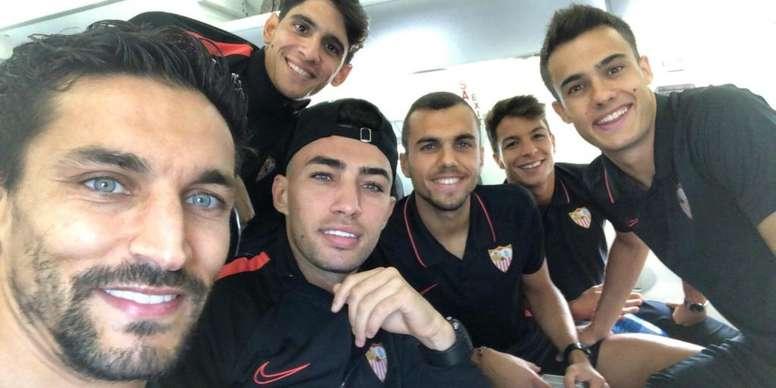 Al Sevilla le sienta bien viajar. SevillaFC