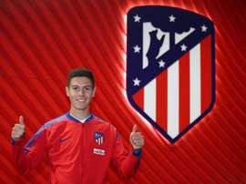 Nehuén Pérez a rejoint l'Atlético Madrid. Atleti