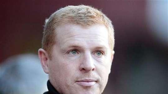New Hibernian manager Neil Lennon. BWFC