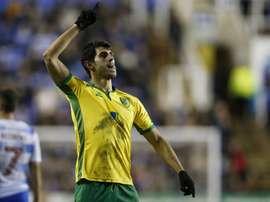 Regresso em grande à Seleção portuguesa, para o avançado de 26 anos. Twitter/Maisfutebol