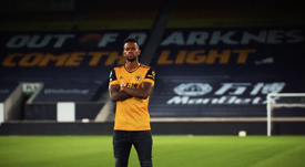 Semedo ya es de los Wolves. Captura/Wolves
