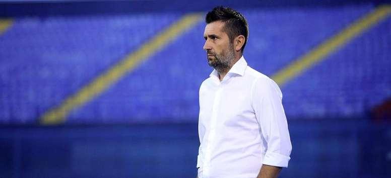 Bjeliça fue despedido. DinamoZagreb