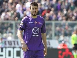 Nenad Tomovic podría cambiar Florencia por Londres en el próximo mercado de invierno. Fiorentina