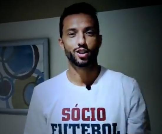 Nenê, nouveau joueur de Fluminense.  Fluminense