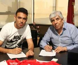 Nery Domínguez ha sido relacionado con Racing. Independiente