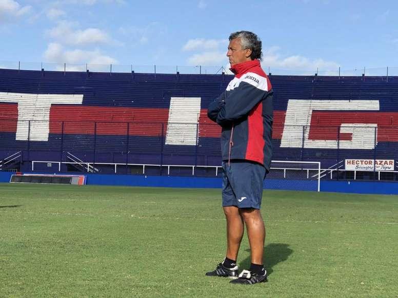 San Lorenzo confirmó que Gorosito no llegará. Catigreoficial