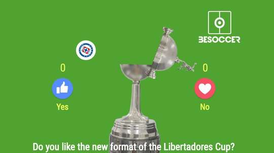 New format of Libertadores Cup. BeSoccer