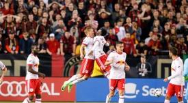 New York RB debutó con victoria en la nueva temporada de la MLS. NewYorkRB