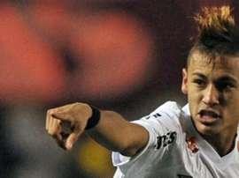 Neymar, la gran esperanza del PSG. EFE