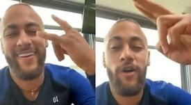 Não teremos Neymar no Brasil nesse carnaval. Captura/Instagram/neymarjr