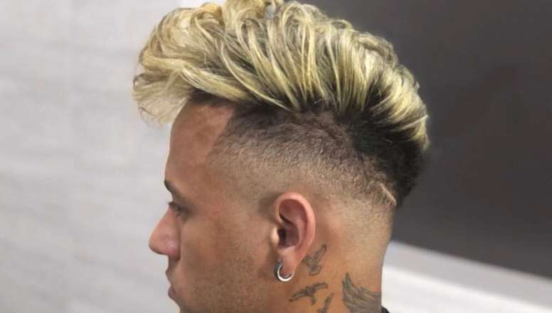 Neymar Se Llevó Al Mundial A Dos Peluqueros Besoccer