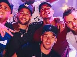 Arthur si scusa per aver partecipato alla festa di Neymar. Twitter