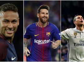 Neymar and Messi have had a great start while Ronaldo is yet to score in La Liga. BeSoccer