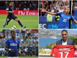 Neymar, Mbappe, Keita Balde and Tielemans are four of Ligue 1's costliest players. BeSoccer