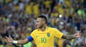 Após agressão a torcedor, Neymar teve comportamento questionado. EFE