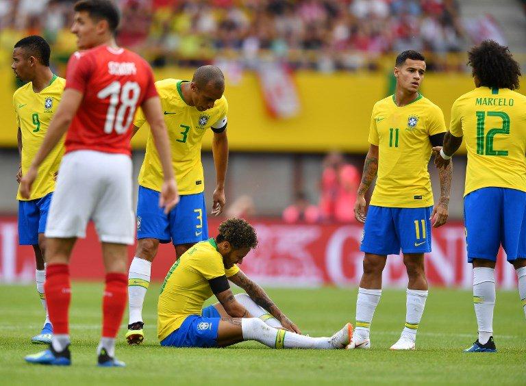 La Belgique en demi-finales du Mondial 2018