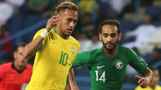 Neymar podría volver a España. EFE