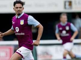 El Aston Villa vigilará al joven defensa. AstonVilla