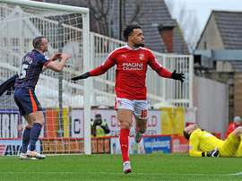 Nicky Ajose has made it on the League One Player of the Year shortlist. SwindonTownFC