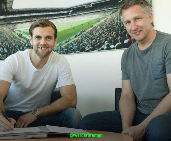 Füllkrug retrouvera le Werder Brême. WerderBremen