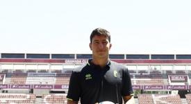 Nico Aguirre seguirá de baja. GranadaCF