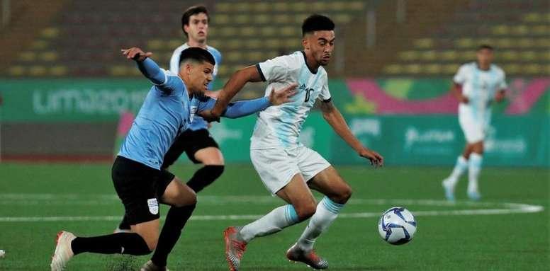 El Stuttgart espera una oferta del Borussia por Nicolás González. EFE