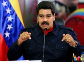 Maduro cita estrelas do futebol ao falar de fraudes fiscais. EFE