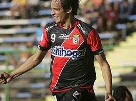 Medina regresa a España tras su paso por el campeonato chileno. FORMACVillarrubia
