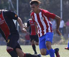 El conjunto 'colchonero' cuenta con dos futbolistas. ClubAtlético