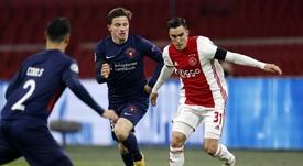 Tagliafico es un referente para el Ajax. EFE
