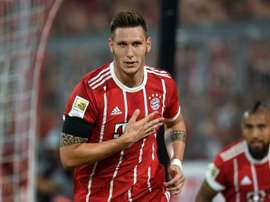 Süle vio al Bayern superior. AFP
