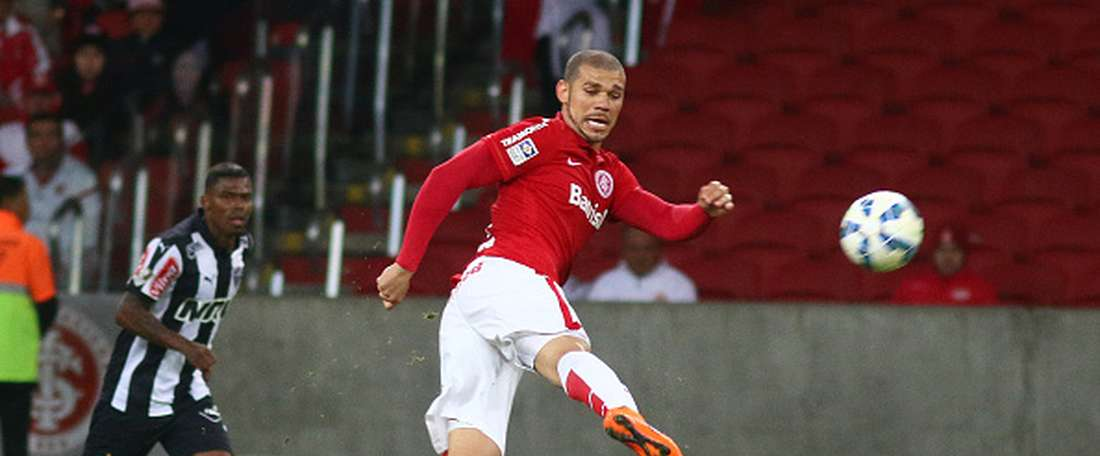 Nilton Ferreira Junior cambiará su Brasil natal para jugar en Japón. Internacional