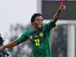 Camarões conseguiu o empate na primeira jornada. FCF