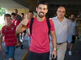Internacional espanhol já chegou à Andaluzia. SevillaFC
