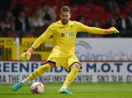 Nordfeldt no se mueve del Swansea. SwansOfficial