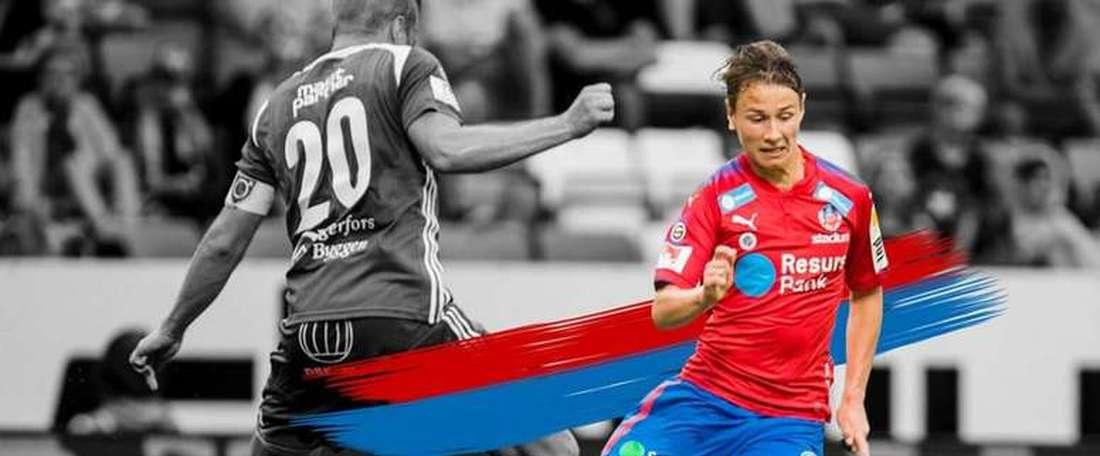 Nouvelle recrue pour le Bayern. HelsingborgsIF